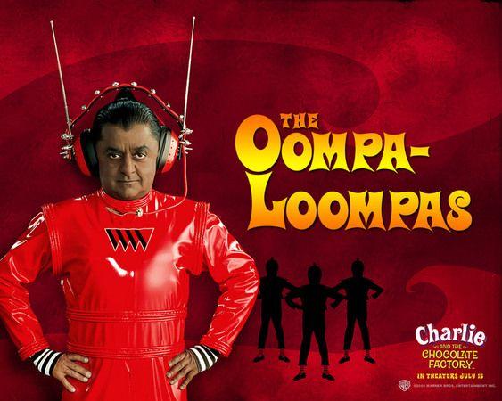 Les Oompa LoOmpas :D